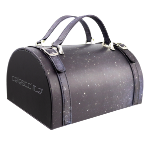 Cosmic Limited Edition Mini Suitcase side
